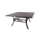 Trym Metal Dining Table