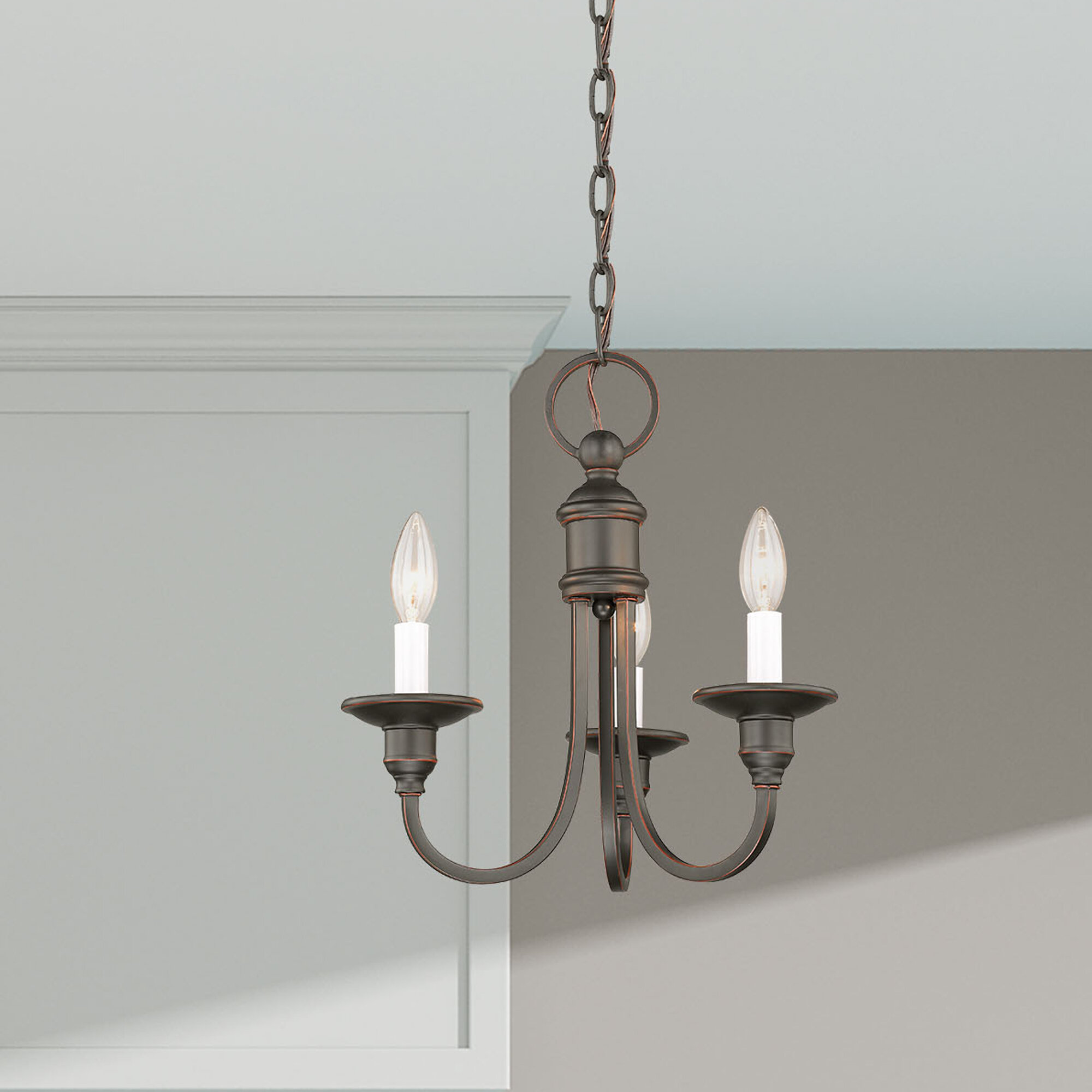 3 Candle Style Chandeliers You Ll Love In 2021 Wayfair