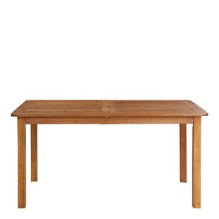 Arianna Wooden Dining Table By George Oliver