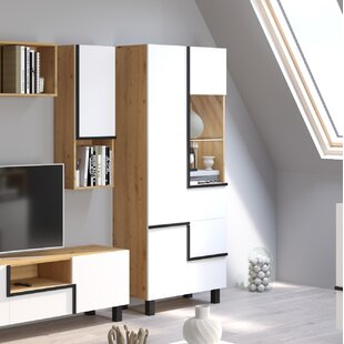 Keaton Display Cabinet By Ebern Designs
