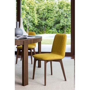 Sami Upholstered Wooden Chair