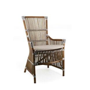 Shadybrook Garden Chair with Cushion by Bay Isle Home