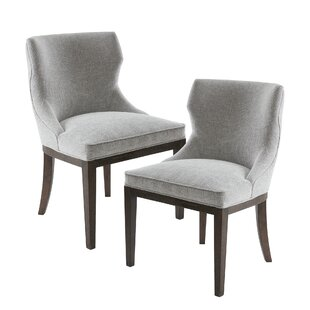 Hutton Upholstered Dining Chair (Set of 2)