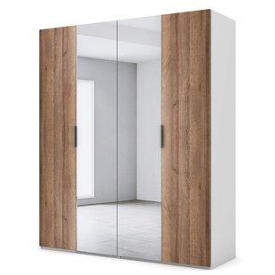 Combest 4 Door Wardrobe By Ebern Designs