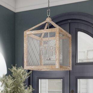 Faustine 4-Light Pendant