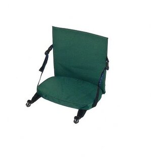 Canoe Folding Stadium Seat with Cushion