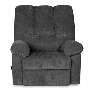 Revoluxion Furniture Co. Ethan Manual Swivel Recliner