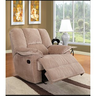 Affordable Price Makela Manual Glider Recliner by Red Barrel Studio Reviews (2019) & Buyer's Guide