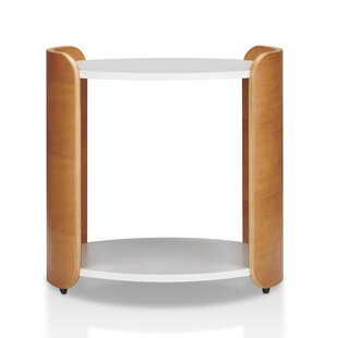 Affordable Price Waghela End Table by Latitude Run
