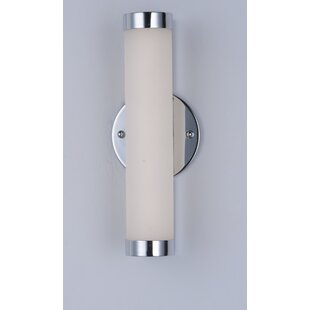 Cauley 1-Light LED Vanity Light by Latitude Run