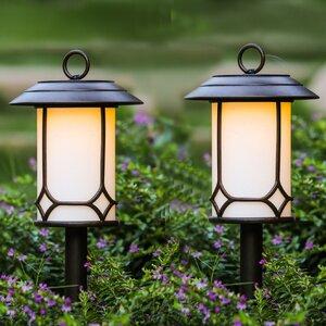 Classical Solar 1-Light Pathway Light (Set of 2)