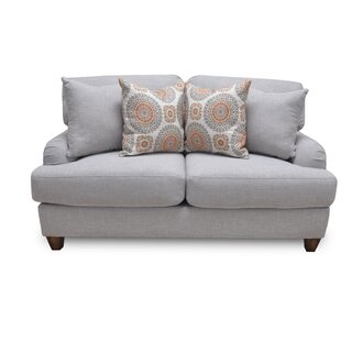 Ahmed Loveseat by Latitude Run SKU:EB875415 Price Compare