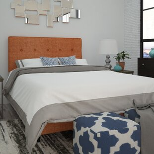 Great choice Gowen Upholstered Panel Bed by Brayden Studio Reviews (2019) & Buyer's Guide