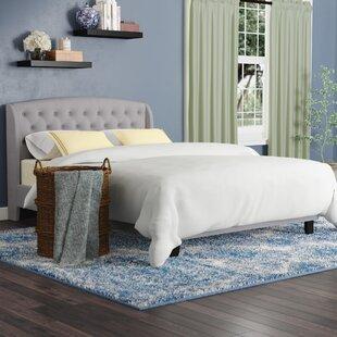 Best Price Renfrew Upholstered Bed Frame
