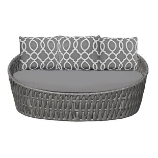 Horton Patio Daybed by Bungalow Rose
