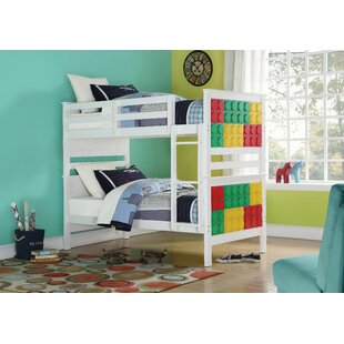 Collis Twin over Twin Bed by Zoomie Kids