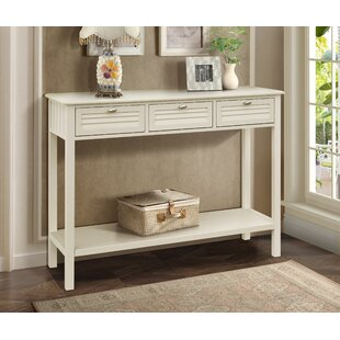 Dvorak Console Table