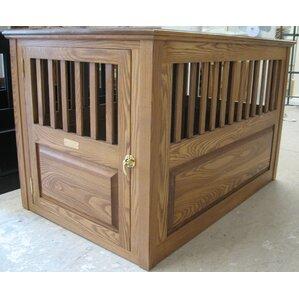 Handmade Furniture Style Pet Crate