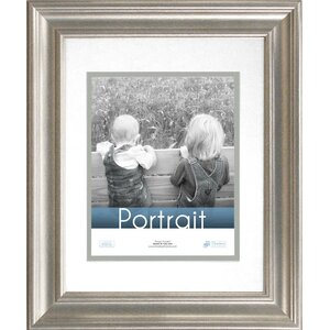 Topeka Matted Wall Portrait Picture Frame
