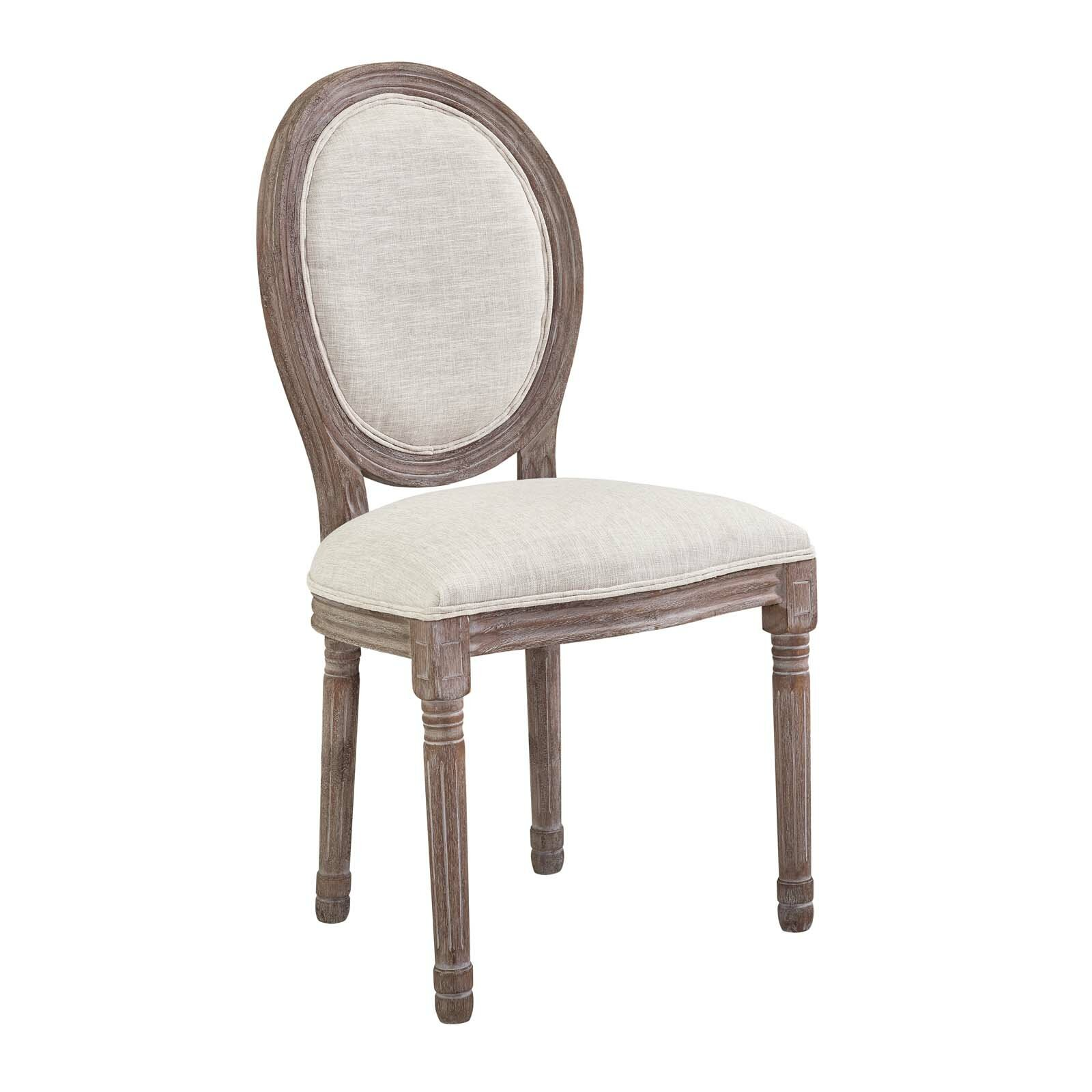 Vicente French Upholstered Dining Chair Wayfair