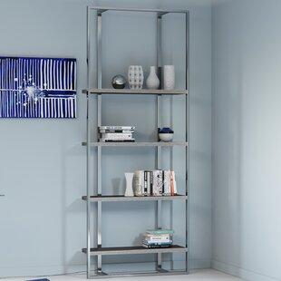Aranda Etagere Bookcase by Everly Quinn