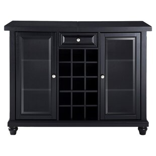 Hedon Bar Cabinet with Wine Storage