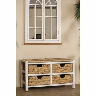 Kidsgrove Top Storage Bench by Highland Dunes