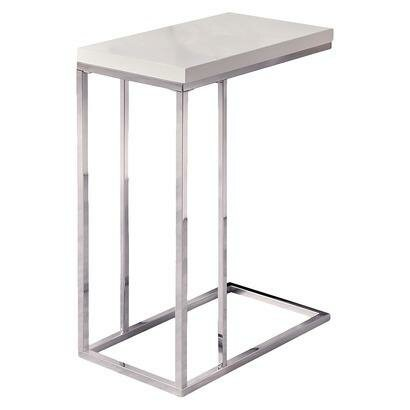 Ordinaire C Shape End Table