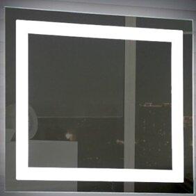 Inexpensive Illuminated Bathroom/Vanity Mirror ByGlimmer by Nameeks