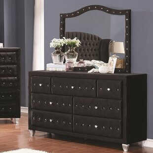 Burlingame 7 Drawer Double Dresser