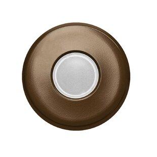 NICOR Lighting SureFit Round Ultra Slim Surface Mount LED Downlight 5.25