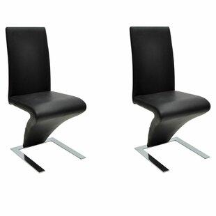 Alderman Upholstered Dining Chair (Set of 2) Orren Ellis