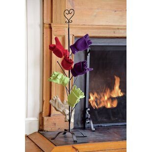 Plow & Hearth Mitten Tree Umbrella Stand