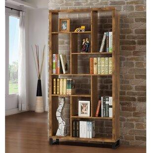 Williston Forge Mccaffery Sleek and Sophisticated Cube Unit Bookcase