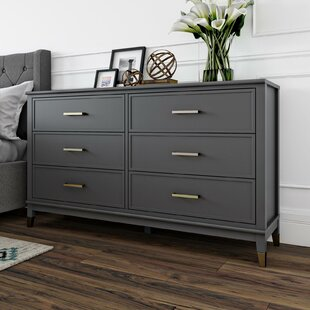 Westerleigh 6 Drawer Chest By CosmoLiving By Cosmopolitan