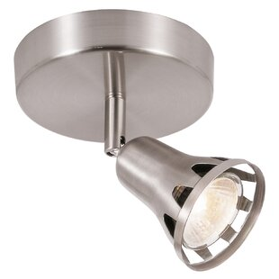 Eckstein 1-Light Semi Flush Mount Track Light by Winston Porter