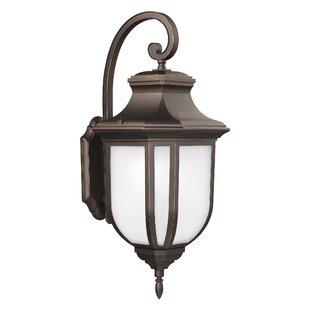 Shopping for Teri 2-Light Outdoor Wall Lantern By Fleur De Lis Living