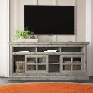 Look for Alessandro TV Stand for TVs up to 70 by Highland Dunes Reviews (2019) & Buyer's Guide