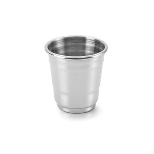 1 oz. Stainless Steel Shot Glass (Set of 4)