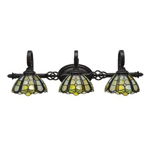 Astoria Grand Pierro 3-Light Vanity Light