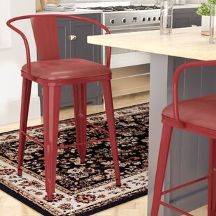 Coso 36 Bar Stool Ebern Designs