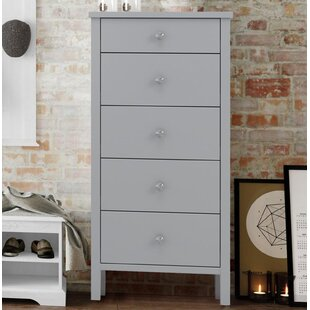 Sparland 5 Drawer Chest By ClassicLiving