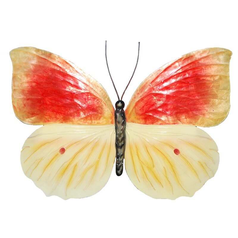 Awesome Wooden Butterfly Wall Decor Collection - Wall Art Ideas ...