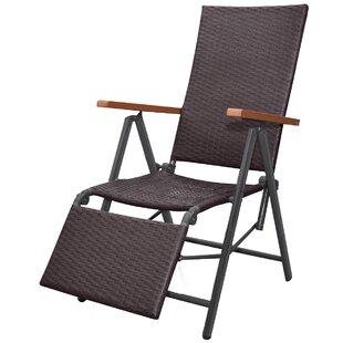 Reclining Deck Chair