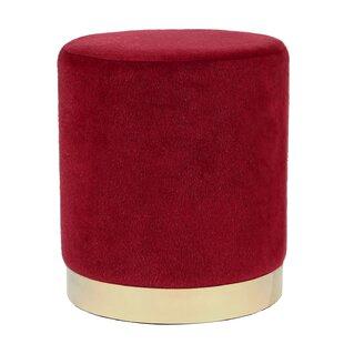 Deltoro Round Ottoman
