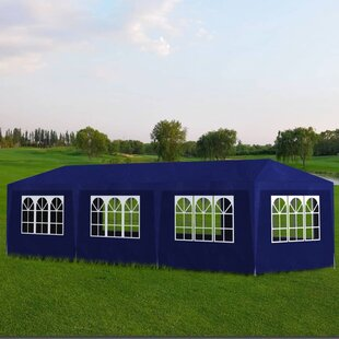 Botkin 3m X 9m Steel Party Tent By Sol 72 Outdoor