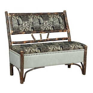 Bayou Breeze Kirklin Wood Storage Bench