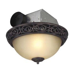 Artisan 70 Cfm Bathroom Fan With Light