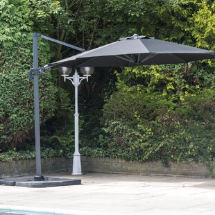 Zackary 3m Cantilever Parasol By Freeport Park