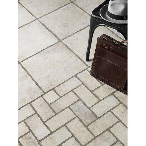 Newberry 16 X Porcelain Field Tile In Grigio